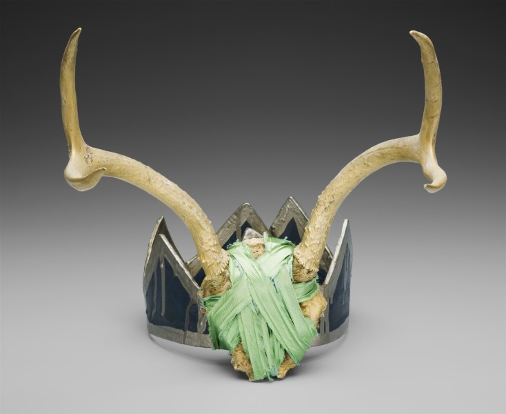 Blue Stag Crown